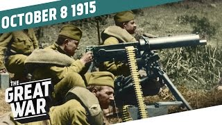 Serbia Is Invaded Once Again - The Entente Lands in Greece I THE GREAT WAR Week 63