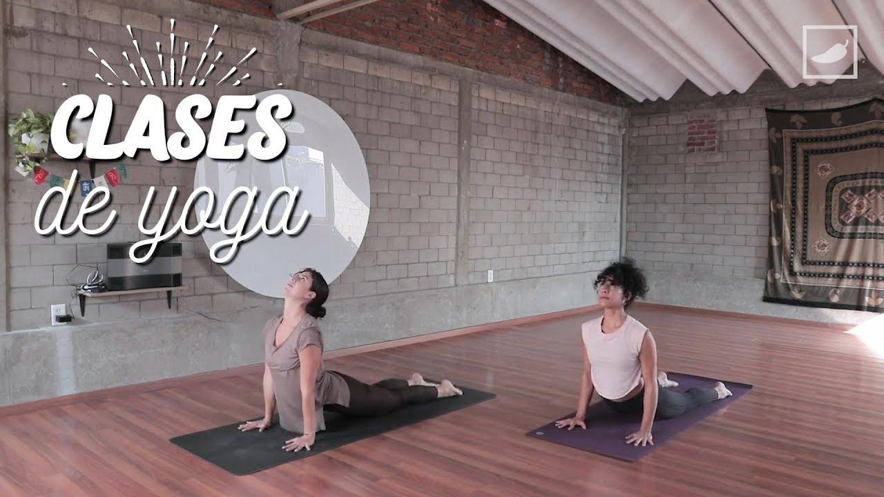 Clase de Yoga #EnCasa XIV