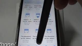 как создать папку в файлах на iPhone  iOS