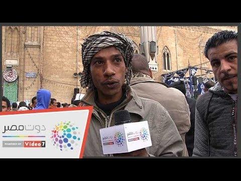 بائع بدرجة فنان.. الربابة الصعيدية فى شوارع الحسين  - 15:54-2019 / 2 / 20