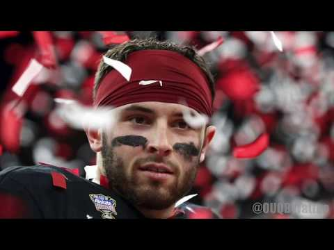 "Baker Mayfield ""Pour some Sugar on Me"" Video"