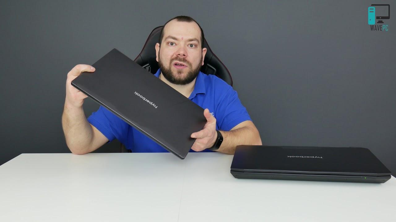 Wielki test 4 gamingowych laptopów Hyperbook