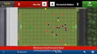 Football Manager Handheld 2015 Gameplay (IOS/Android)
