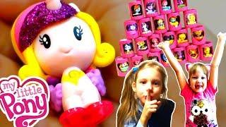 Милашки Пони My Little Pony обзор фигурок Cutie Mark Crew Новая коллекция Для детей Harmony Quest