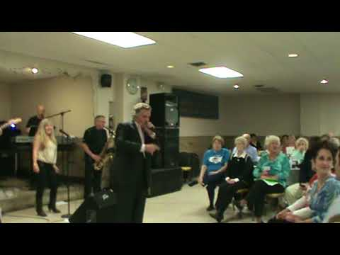 Ronnie Dove sings 'Special Angel' Maryland 2015