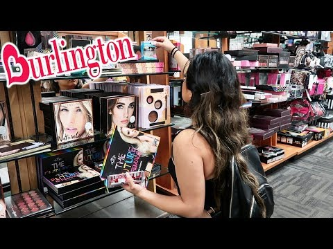 You WON'T Believe What I found at BURLINGTON MAKEUP DEALS!