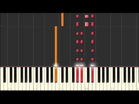 Demi Lovato - In case - piano tutorial lesson
