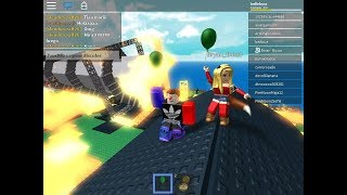 I play a roblox with my friend OMG