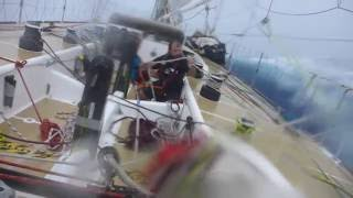 Clipper Round The World 15/16, CV30, Team Unicef, Leg 7 Broach