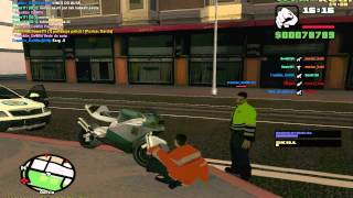 Video GTA SA REAL NO RP 7 download MP3, 3GP, MP4, WEBM, AVI, FLV Oktober 2018