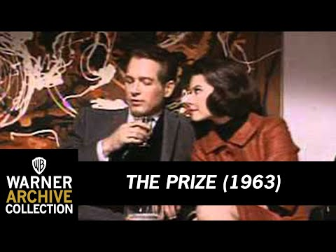 THE PRIZE (Original Theatrical Trailer)