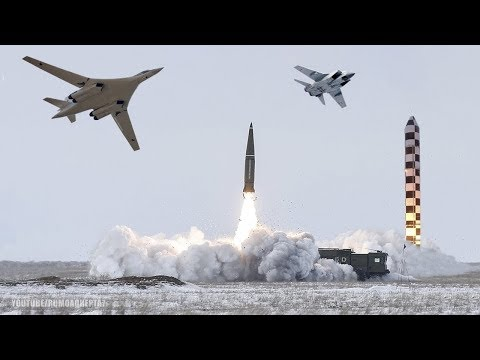 Russian Strategic Nuclear Forces 2018-2019 - Arsenal Nuclear Russo 2018