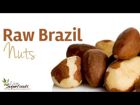 All About Brazil Nuts - LiveSuperFoods.com