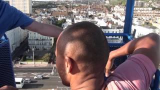Ekene Brighton Bungee Jump 2015