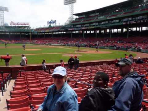 Linda's Boston Journey
