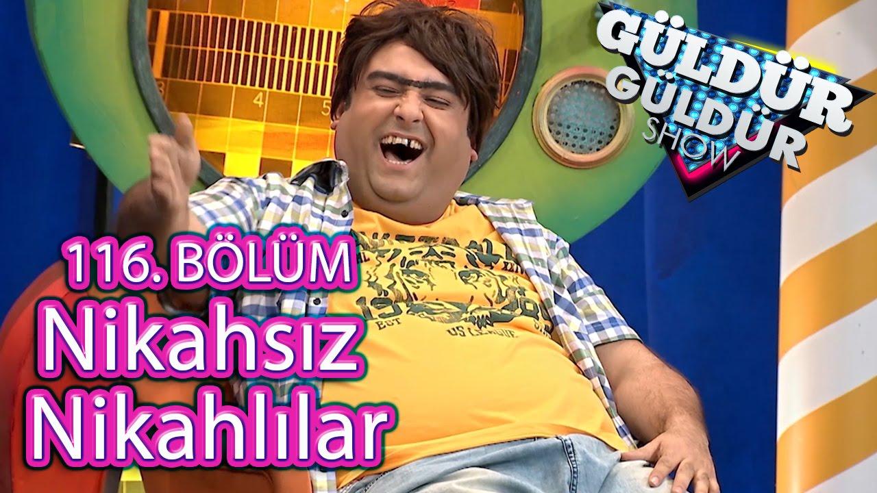 Güldür Güldür Show 116. Bölüm, Nikahsız Nikahlılar Skeci