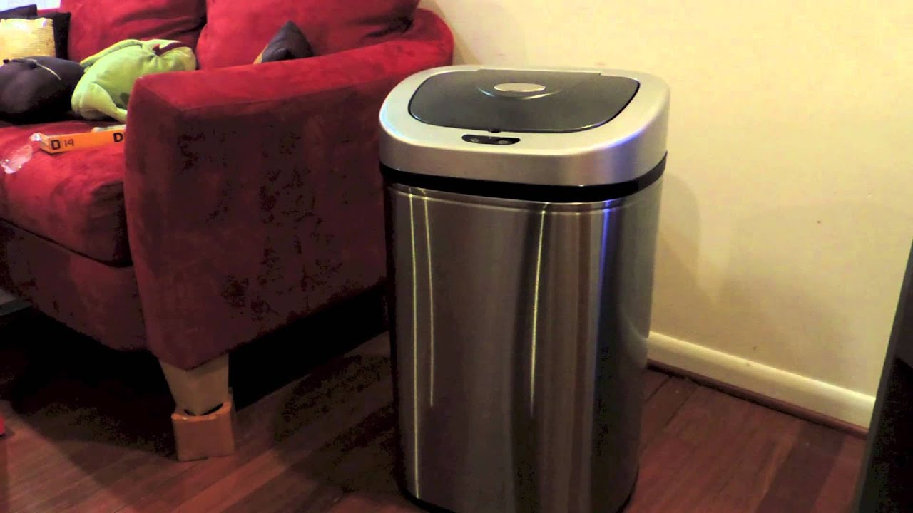 Automatic trashcan review