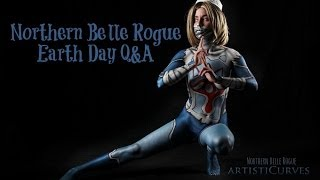 Northern Belle Rogue, English Vlog: Earth Day Q&A