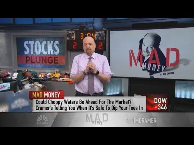 Jim Cramer: How to spot a bottom in the stock market