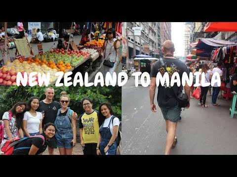 WE MADE IT TO THE PHILIPPINES! // NZ TO MANILA VLOG