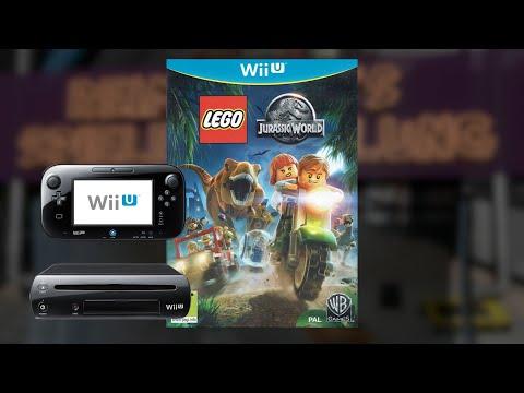 Gameplay : LEGO Jurassic World [WII U]