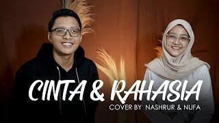 Cinta dan Rahasia - Cover Nashrur & Nufa