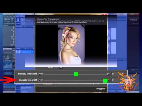 Proshow tutorial russian - 2-11 - layers of your show - adjustement - part four