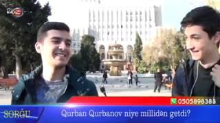 """Qurban Qurbanov haqqında danışan sakinlər: """"Bizdə futbol var ki?"""""""