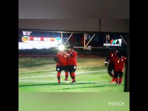 Mozambique 1 - Lesotho 0
