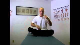 Energetic ways to increase peripheral body heat.