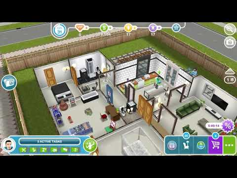 The Sims Freeplay - Weekly Tasks / Play The Sim On A Computer - YouTube