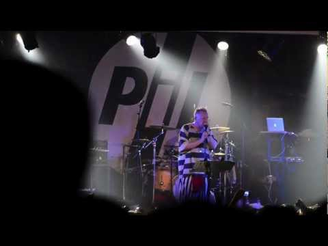 Public Image Ltd - This is not a love song - Beijing, China 2013