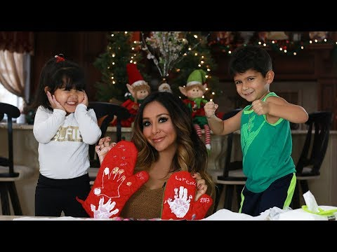 SNOOKI'S DIY HOLIDAY CRAFTS FOR KIDS - GIFT IDEA FOR GRANDPARENTS