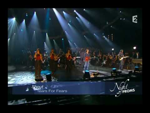 Tears for Fears - Shout (Live) - YouTube