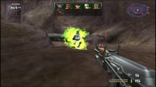 Timesplitters 2 - Virus Gameplay (PC) Emulator