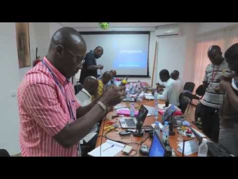 Let's Comm Digital - humanitarian telecoms training