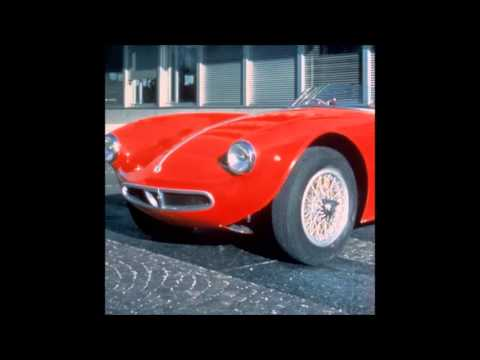 1954 Alfa Romeo 2000 Sport Spider Youtube