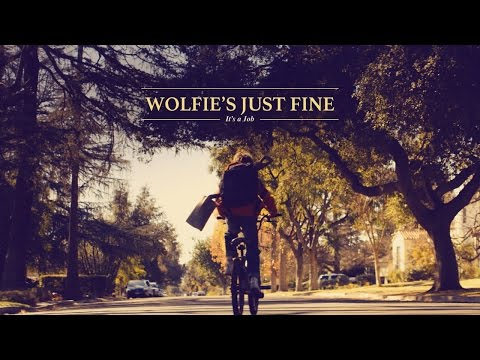 Wolfie's Just Fine - It's a Job (Official Music Video)