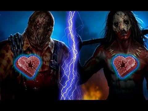 Сердце маньяка в игре Horrorfield! игра как дед бай дейлайт \ Horror Game