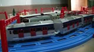 プラレール Plarail 香港・港鐵近畿川崎電動列車 (00020)