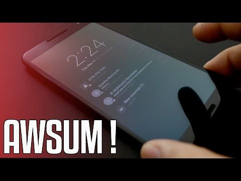 Ambient Display : Enable It On Any Android Phone BEST LOCK SCREEN?