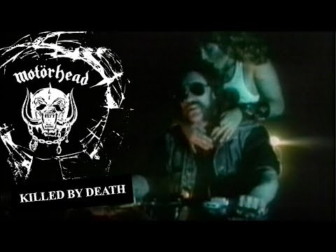 Motörhead – Killed By Death (Official Video)