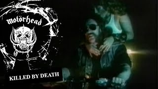 Motörhead #killedbydeath #heavymetal Official music video for 'Killed By Death' by Motörhead Listen to the Best Of Motörhead ...