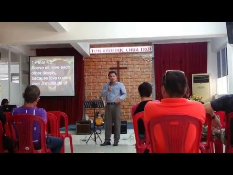 It' s all about God's love part 2 by Pastor Johsua Ponce