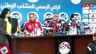 اتفرج| كوبر: أشعر بالملل بسبب حسام غالي وحزين لغياب مصطفى فتحي