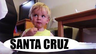 ПРИВЕТ ИЗ ЛЕТА! SANTA CRUZ в Калифорнии