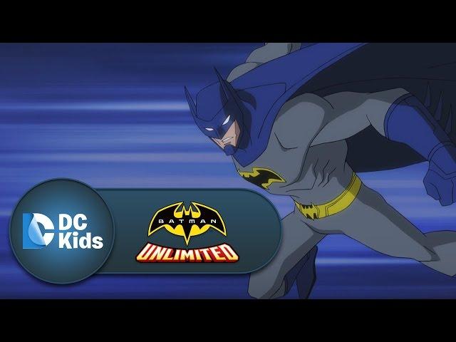 Bane Packs a Punch | Batman Unlimited | DC Kids