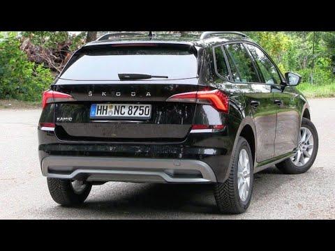 2020 Skoda Kamiq 1.5 TSI (150 HP) TEST DRIVE