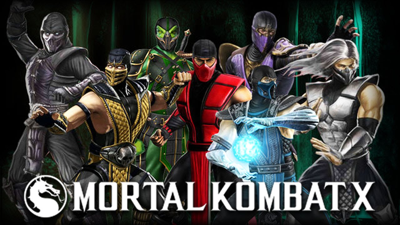 Mortal Kombat X: A &quot-New&quot- Ninja Being In The Game - YouTube