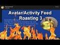 Roasting Xbox Avatars 3